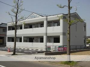 福井県福井市、花堂駅バス5分江守中下車後徒歩3分の築12年 2階建の賃貸アパート