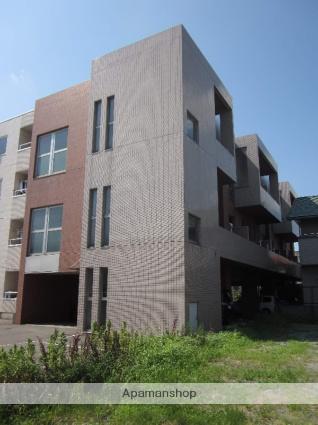 福井県福井市、福井駅バス20分二の宮下車後徒歩3分の築16年 3階建の賃貸マンション