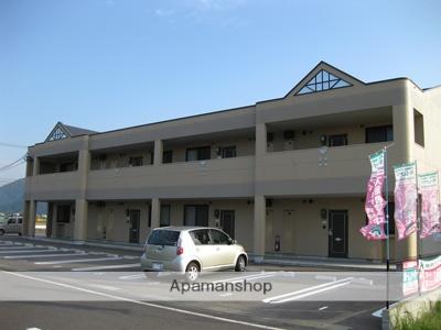 福井県鯖江市、北鯖江駅徒歩10分の築9年 2階建の賃貸アパート