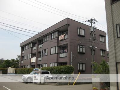 福井県福井市、新福井駅徒歩16分の築20年 3階建の賃貸マンション