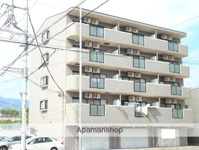 山梨県甲府市、甲府駅徒歩9分の築16年 5階建の賃貸マンション