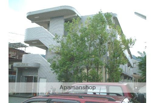 山梨県甲府市、善光寺駅徒歩8分の築23年 3階建の賃貸マンション
