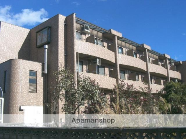 山梨県中央市、常永駅徒歩22分の築24年 3階建の賃貸マンション