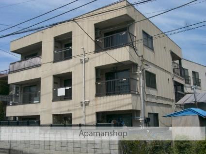山梨県甲府市、甲府駅徒歩10分の築29年 3階建の賃貸アパート