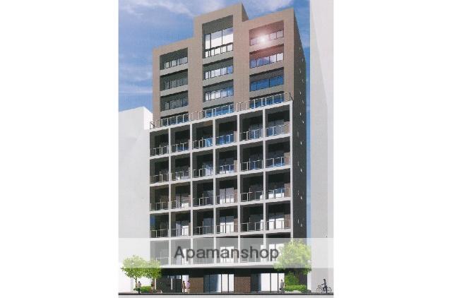 山梨県甲府市、甲府駅徒歩5分の築11年 10階建の賃貸マンション