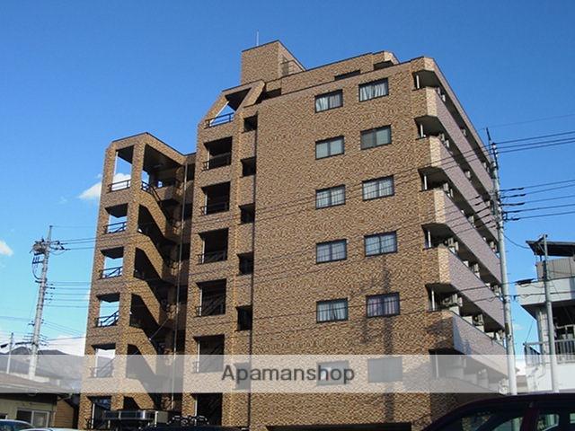 山梨県甲府市、甲府駅徒歩8分の築20年 8階建の賃貸マンション