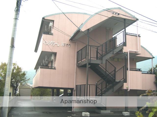山梨県甲府市、甲府駅徒歩20分の築15年 3階建の賃貸マンション
