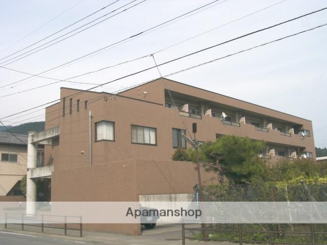 山梨県甲府市、善光寺駅徒歩3分の築21年 3階建の賃貸マンション