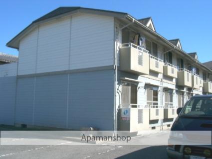 山梨県甲府市の築30年 2階建の賃貸アパート