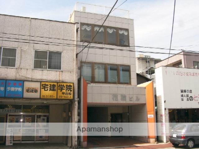 山梨県甲府市、甲府駅徒歩12分の築27年 3階建の賃貸アパート