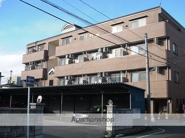 山梨県甲府市、甲府駅徒歩13分の築18年 4階建の賃貸マンション