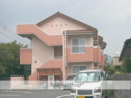 山梨県甲府市、甲府駅徒歩24分の築15年 2階建の賃貸マンション