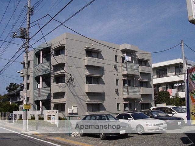山梨県甲府市、甲府駅徒歩14分の築31年 3階建の賃貸マンション