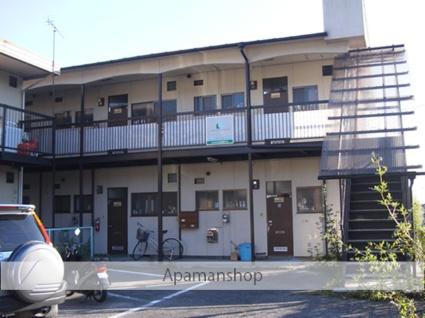 山梨県甲府市、甲府駅徒歩29分の築36年 2階建の賃貸アパート