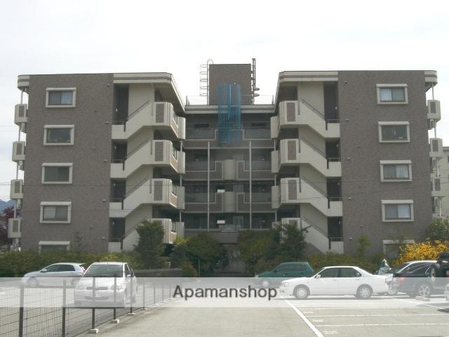 山梨県中央市、常永駅徒歩15分の築19年 5階建の賃貸マンション