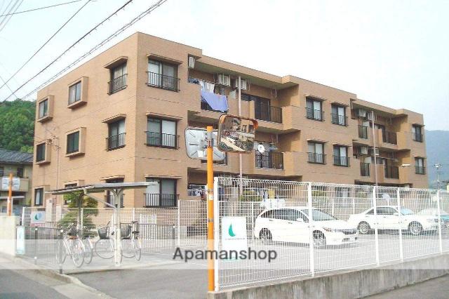 山梨県甲府市、甲府駅徒歩31分の築25年 3階建の賃貸マンション