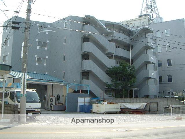山梨県甲府市、甲斐住吉駅徒歩6分の築17年 5階建の賃貸マンション