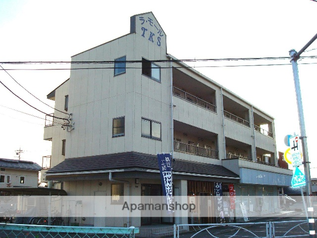 山梨県甲府市の築19年 3階建の賃貸マンション