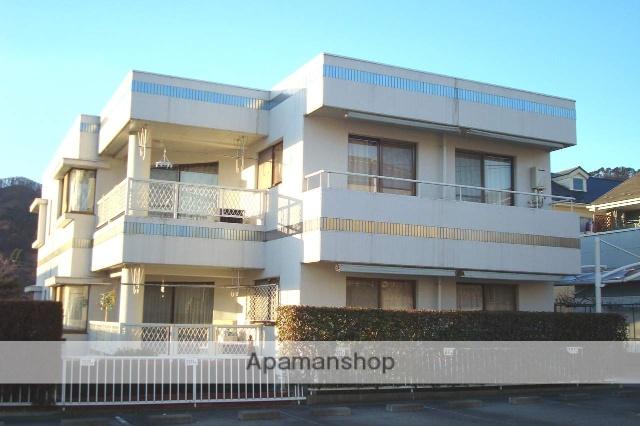 山梨県甲府市、甲府駅徒歩25分の築17年 3階建の賃貸マンション
