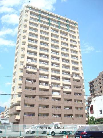 山梨県甲府市、甲府駅徒歩3分の築18年 18階建の賃貸マンション