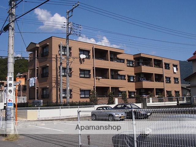 山梨県甲府市、甲府駅徒歩31分の築17年 3階建の賃貸マンション