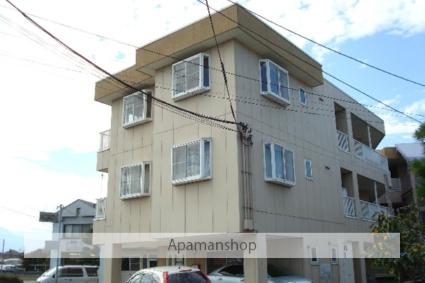 山梨県甲府市、竜王駅徒歩25分の築20年 3階建の賃貸マンション