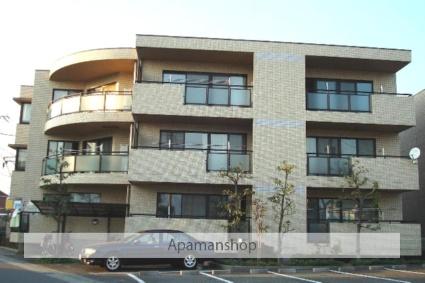 山梨県甲府市、国母駅徒歩11分の築20年 3階建の賃貸マンション