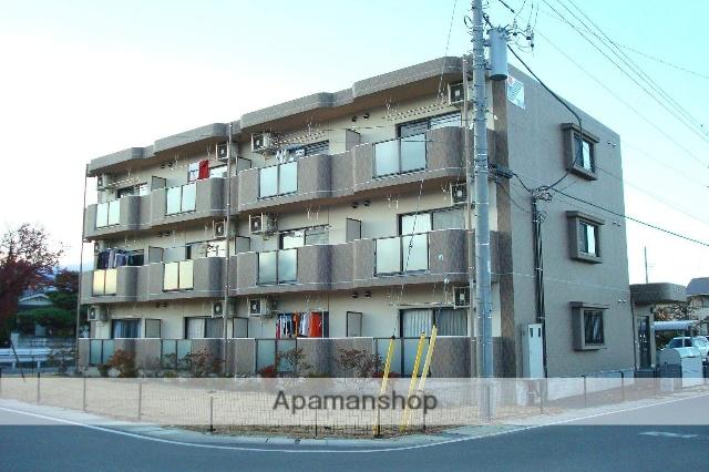山梨県中央市、小井川駅徒歩8分の築11年 3階建の賃貸マンション