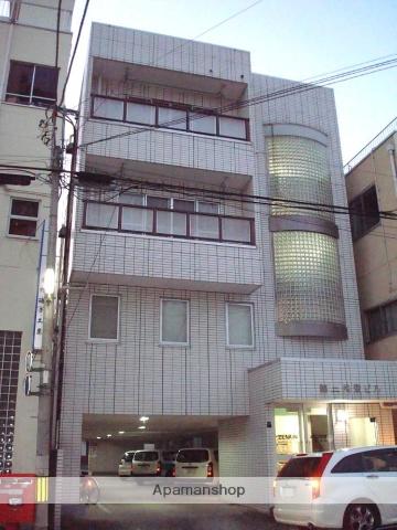 山梨県甲府市、甲府駅徒歩8分の築30年 4階建の賃貸アパート