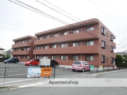 山梨県甲斐市、甲府駅徒歩54分の築15年 3階建の賃貸マンション
