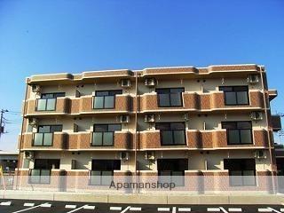 山梨県中央市、小井川駅徒歩8分の築9年 3階建の賃貸マンション
