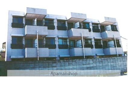 山梨県甲府市の築21年 3階建の賃貸マンション