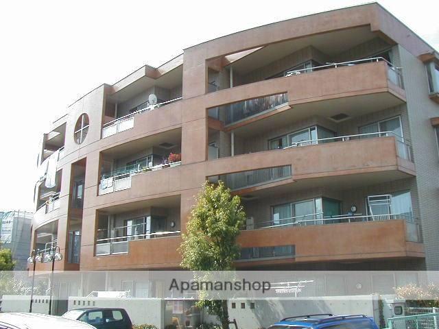 山梨県甲府市、甲府駅徒歩26分の築23年 4階建の賃貸マンション