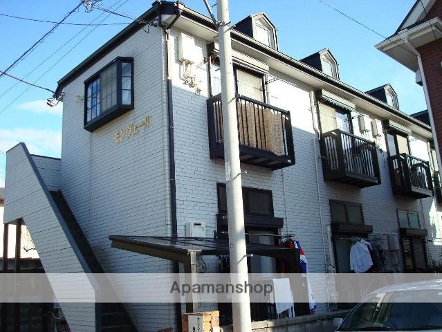 山梨県甲府市、甲府駅徒歩24分の築21年 2階建の賃貸アパート