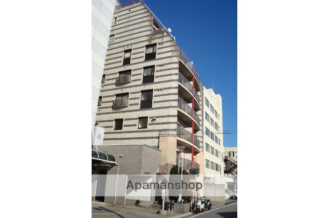 山梨県甲府市、甲府駅徒歩14分の築21年 5階建の賃貸マンション