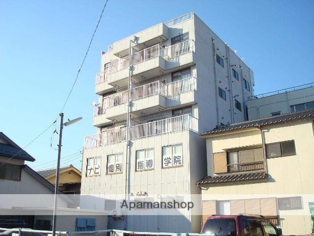山梨県甲府市、甲府駅徒歩5分の築21年 5階建の賃貸マンション