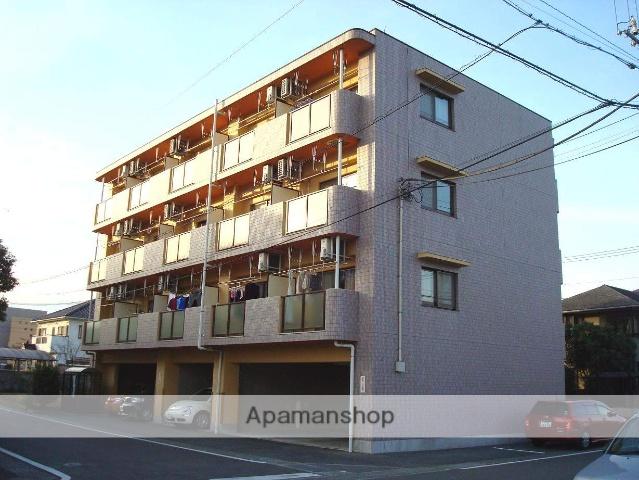 山梨県中央市、常永駅徒歩14分の築16年 4階建の賃貸マンション