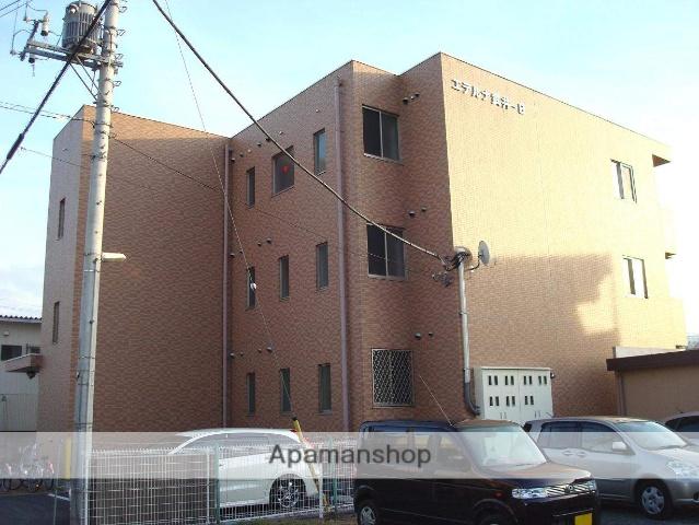 山梨県中央市、常永駅徒歩18分の築10年 3階建の賃貸マンション