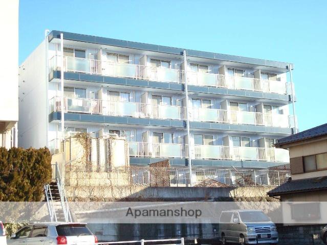 山梨県甲府市の築24年 4階建の賃貸マンション