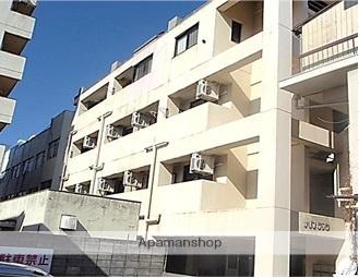 山梨県甲府市、甲府駅徒歩6分の築18年 3階建の賃貸アパート