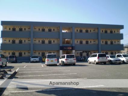山梨県甲府市、国母駅徒歩32分の築20年 3階建の賃貸マンション