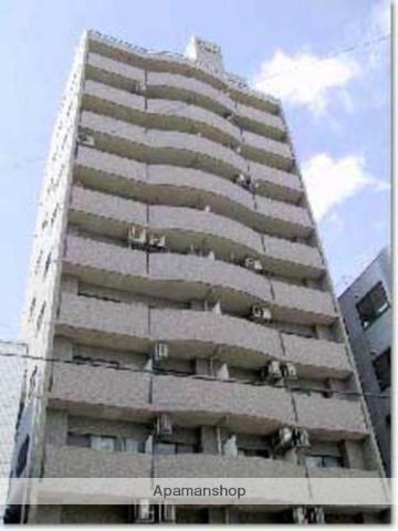 山梨県甲府市、甲府駅徒歩17分の築23年 14階建の賃貸マンション