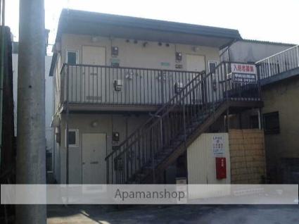山梨県甲府市、甲府駅徒歩15分の築30年 2階建の賃貸アパート