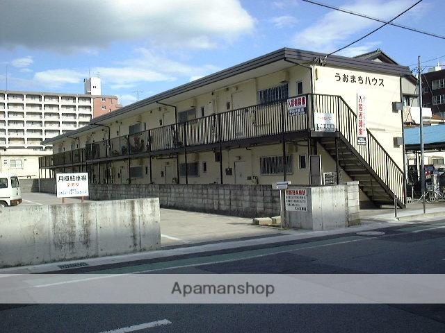 山梨県甲府市、甲府駅徒歩13分の築33年 2階建の賃貸アパート