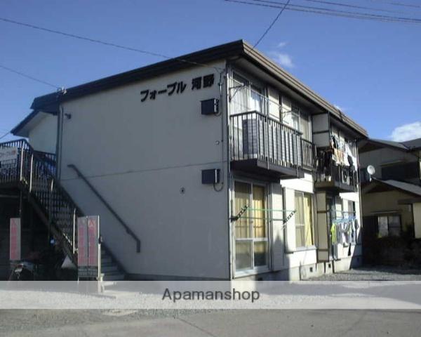 山梨県甲府市、甲斐住吉駅徒歩15分の築30年 2階建の賃貸アパート