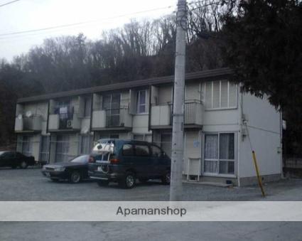 山梨県韮崎市、韮崎駅徒歩20分の築29年 2階建の賃貸アパート