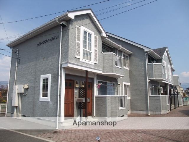 山梨県甲府市、国母駅徒歩29分の築19年 2階建の賃貸アパート