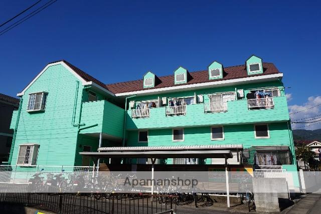 山梨県甲府市、甲府駅徒歩26分の築26年 2階建の賃貸アパート