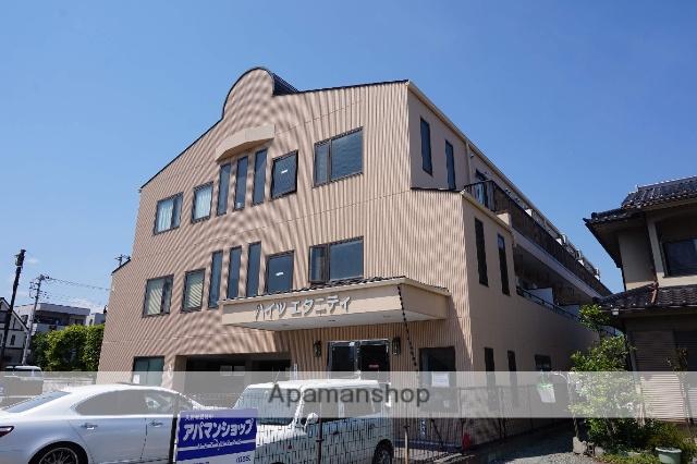 山梨県甲府市、甲府駅徒歩18分の築20年 3階建の賃貸マンション