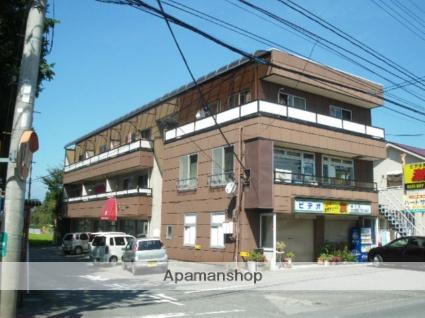 山梨県甲斐市、竜王駅徒歩16分の築27年 3階建の賃貸マンション